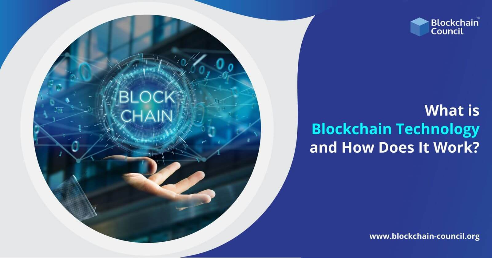 What is Blockchain Technology, and How Does It Work?